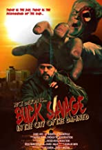 Buck Savage: City of the Damned