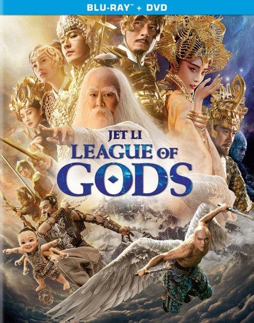 League of Gods 2016 720p BRRip x264 ESub