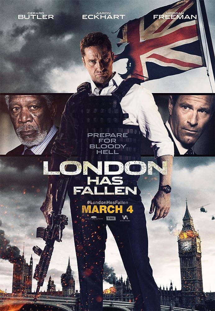 London Has Fallen (2016) Subtitle Indonesia