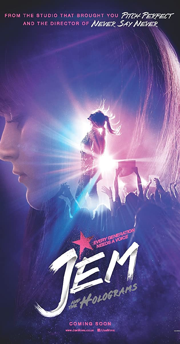 Watch Full HD Movie Jem and the Holograms (2015)