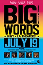 Big Words (2013) Poster