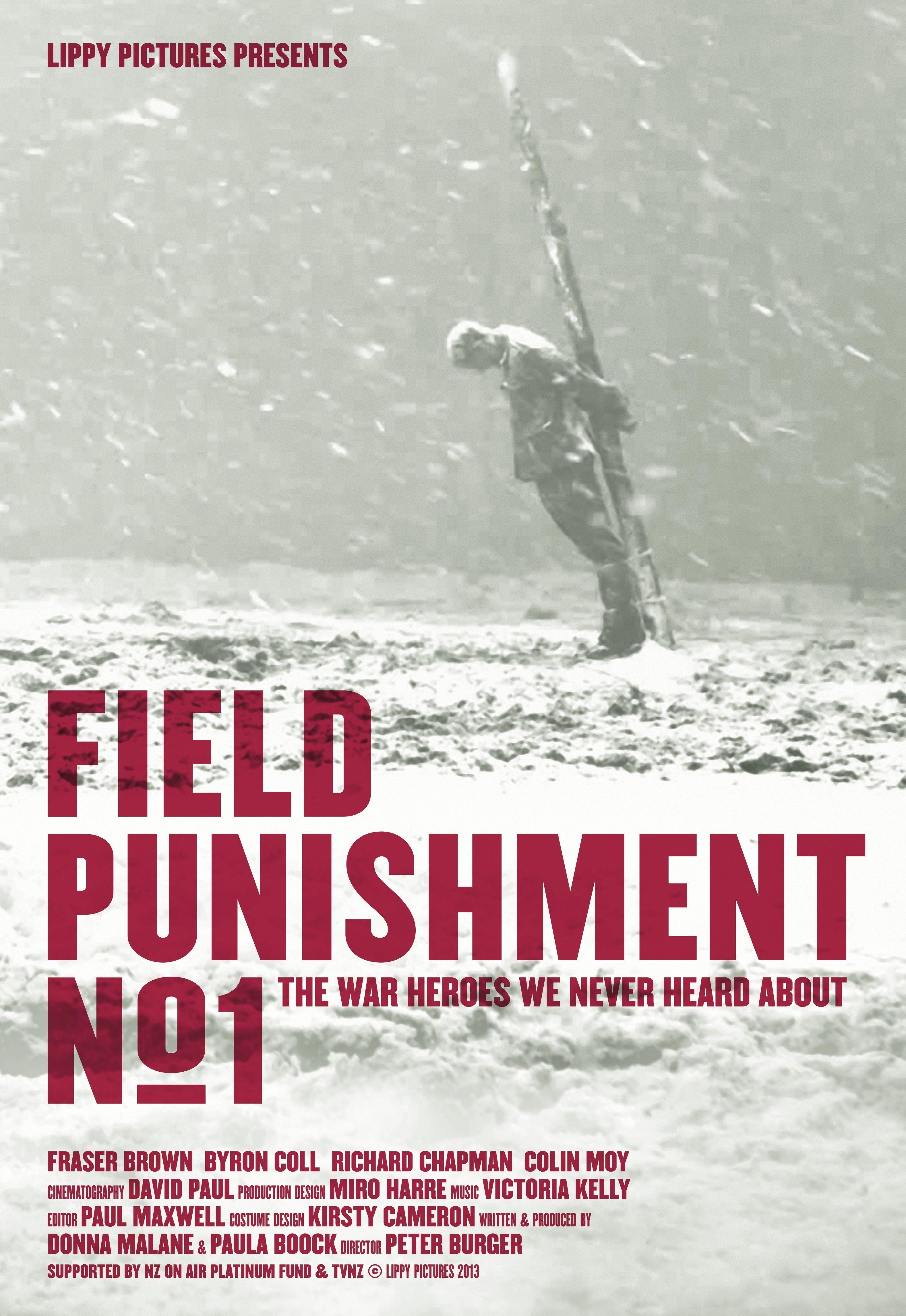 Field Punishment No.1 (TV Movie 2014) - IMDb