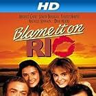 Demi Moore, Michael Caine, Michelle Johnson, and Joseph Bologna in Blame It on Rio (1984)