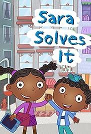 Sara Solves It Poster