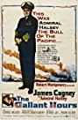 The Gallant Hours (1960) Poster