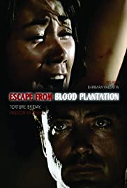The Island of the Bloody Plantation Poster