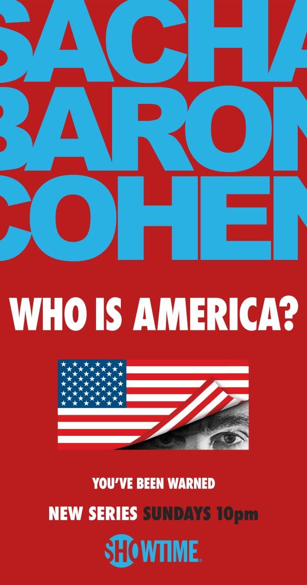 Who Is America? (TV Series 2018– ) - IMDb
