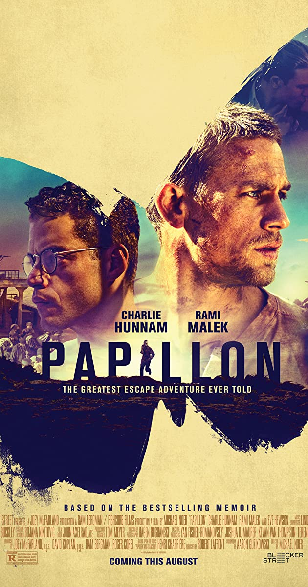 Watch Full HD Movie Papillon (2017)