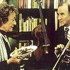 Annie Girardot and Udo Samel in La pianiste (2001)