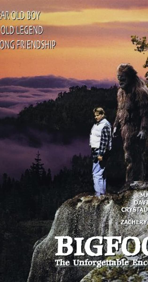 Bigfoot The Unforgettable Encounter 1994 Imdb