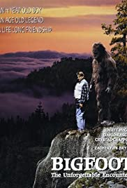 Bigfoot: The Unforgettable Encounter Poster