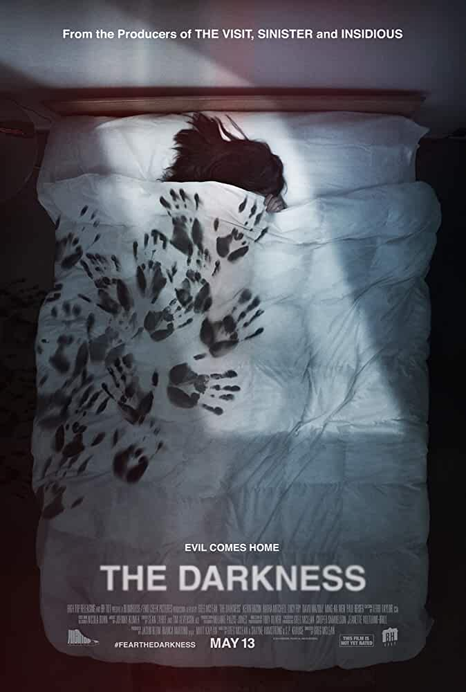 The Darkness (2016) in Hindi