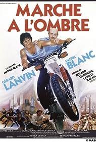 Michel Blanc and Gérard Lanvin in Marche à l'ombre (1984)