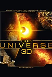 Our Universe 3D Poster
