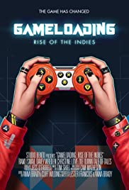 Game Loading: Rise of the Indies Poster