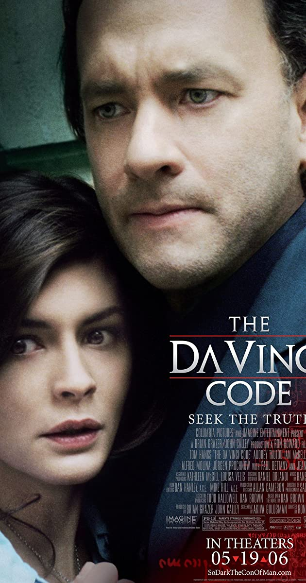 watch the da vinci code movie online free