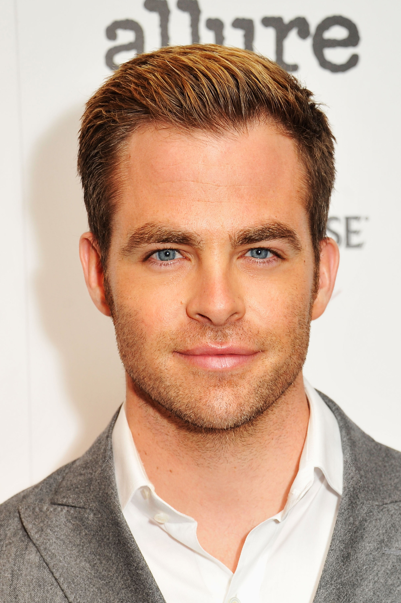 Chris Pine at an event for People Like Us (2012)