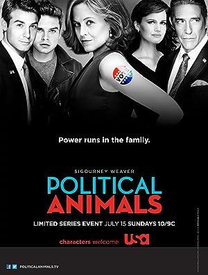 Where to stream Political Animals