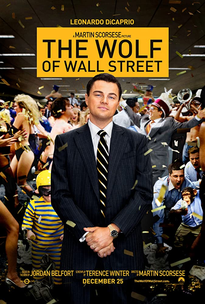 The Wolf of Wall Street (2013) English