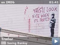 Saving Banksy (2017) - IMDb