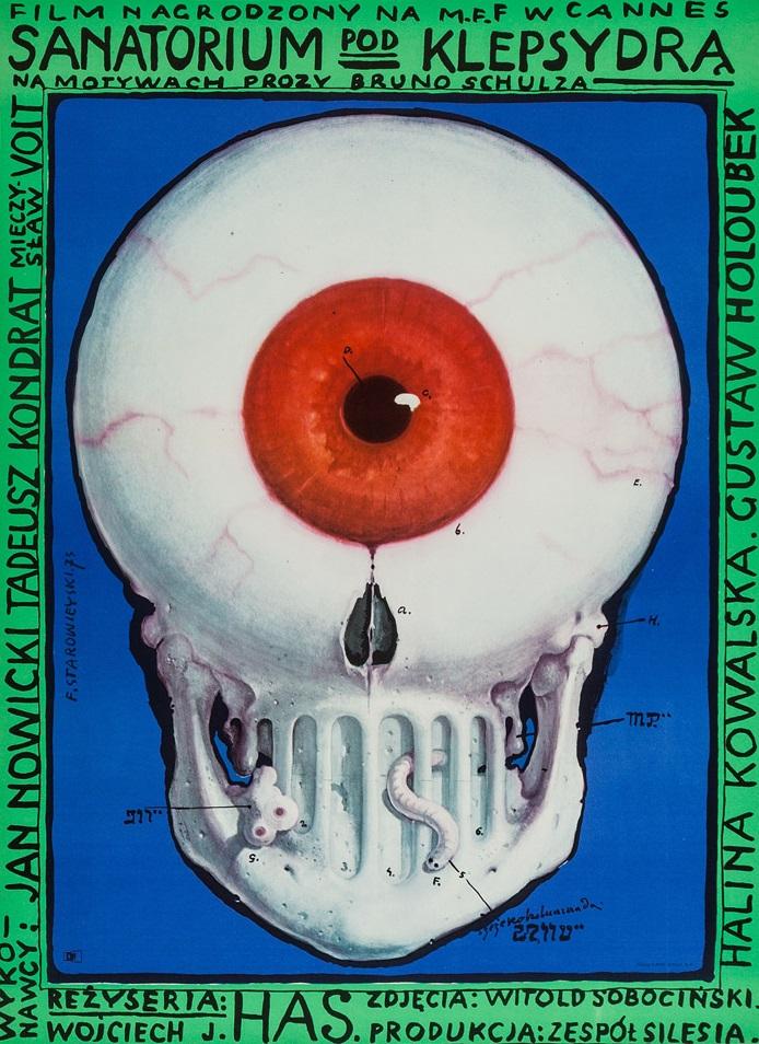 Sanatorium pod klepsydra (1973)