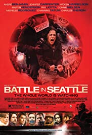 Battle in Seattle Poster