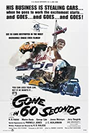 Download Gone in 60 Seconds (1974) Movie