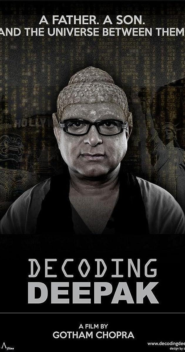 f5eef5bdbe48 Decoding Deepak (2012) - News - IMDb