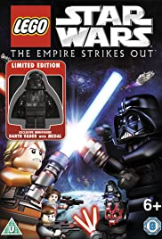 Lego Star Wars: The Empire Strikes Out Poster