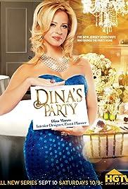 Dina's Party Poster