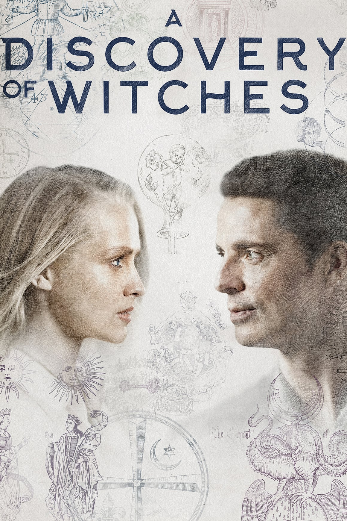 Image result for A Discovery of Witches (2018) poster imdb