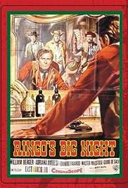 Ringo's Big Night Poster