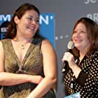 Amy Lowe Starbin and Jen McGowan at an event for Kelly & Cal (2014)