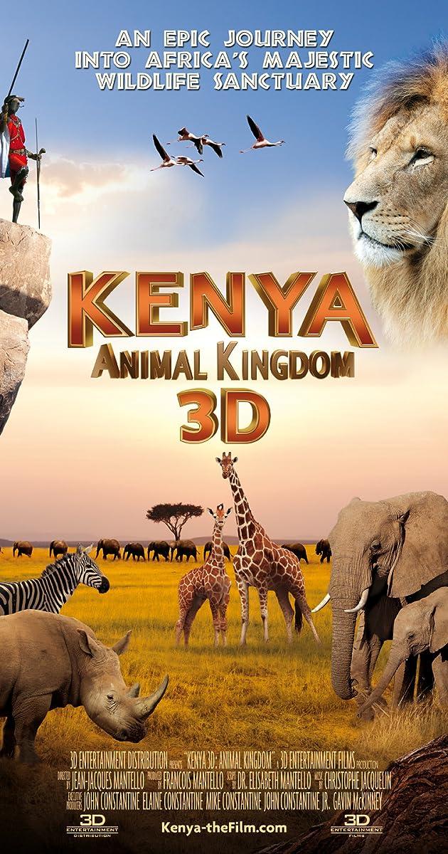 kenya 3d  animal kingdom  2013