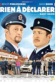 Dany Boon and Benoît Poelvoorde in Rien à déclarer (2010)