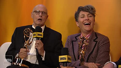 """Transparent"" Star Jeffrey Tambor: ""We Are All Madly in Love With Jill Soloway!"""