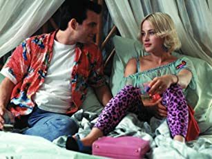 Patricia Arquette and Christian Slater in True Romance (1993)