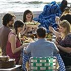 Julianna Margulies, Dominik Garcia, Steven Strait, Ezra Miller, and Carrie Baker Reynolds in City Island (2009)