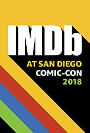 IMDb at San Diego Comic-Con 2018 Poster