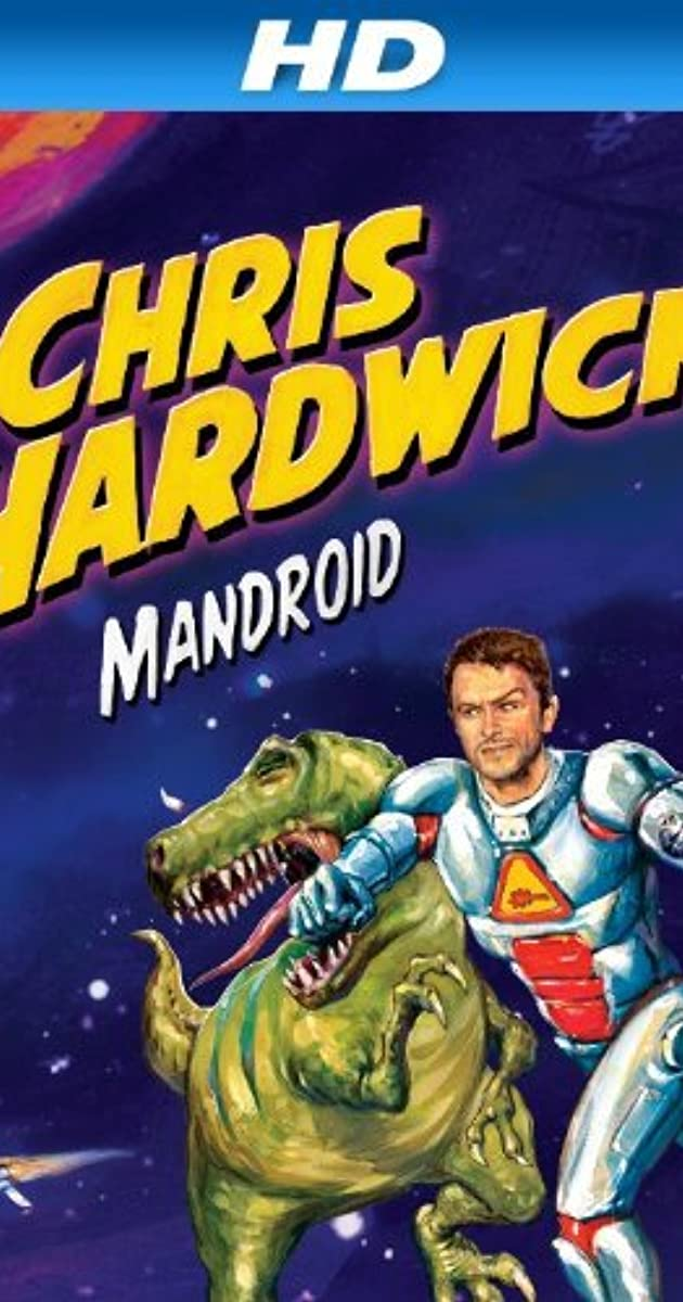 Subtitle of Chris Hardwick: Mandroid