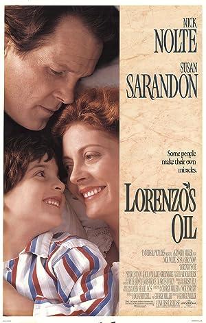 Lorenzo's Oil Poster Image