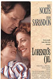 Lorenzo's Oil (1992) Poster - Movie Forum, Cast, Reviews