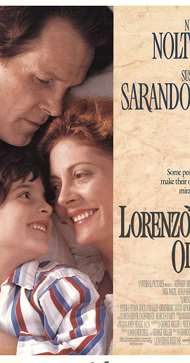Watch Full HD Movie Lorenzo's Oil (1992)