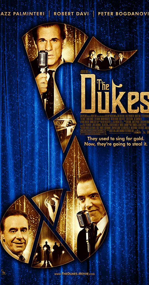 Subtitle of The Dukes