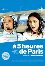 Five Hours from Paris Poster