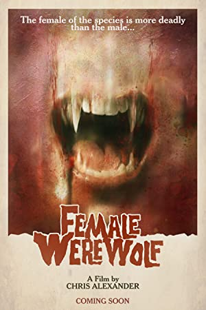 Female Werewolf