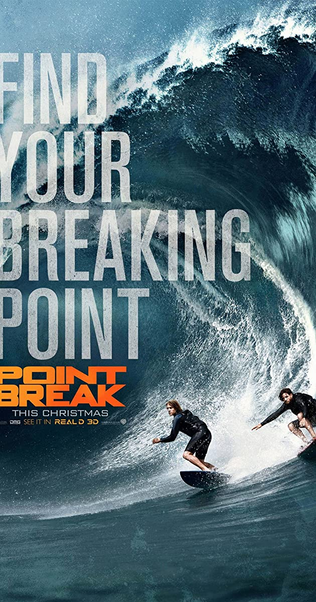 Ranh Giới Sống Còn - Point Break (2015)