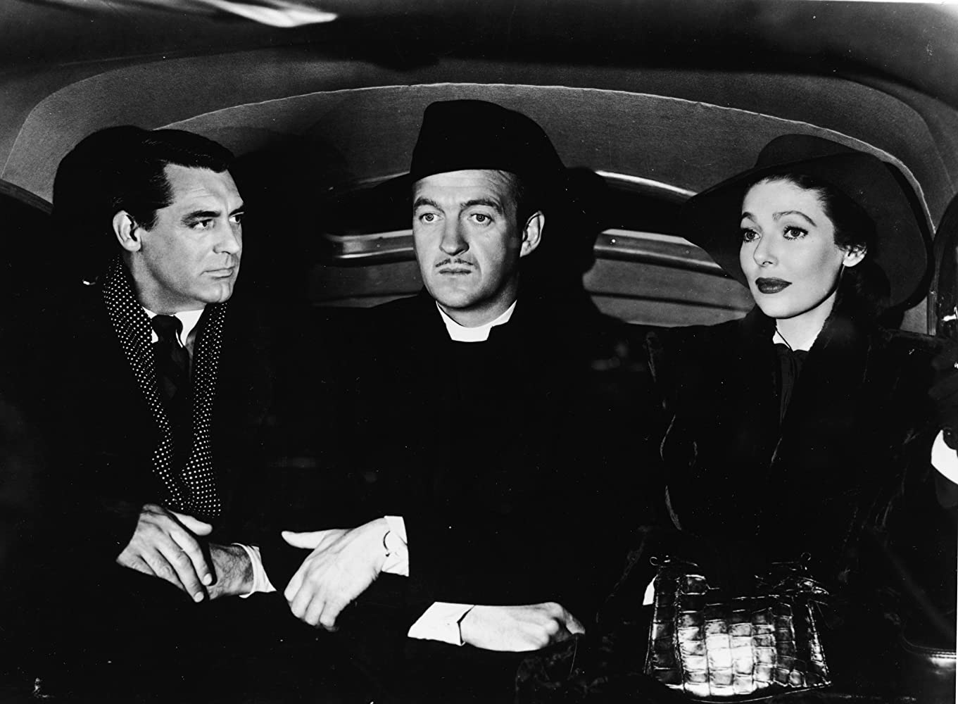 Image result for cary grant loretta young bishop's wife