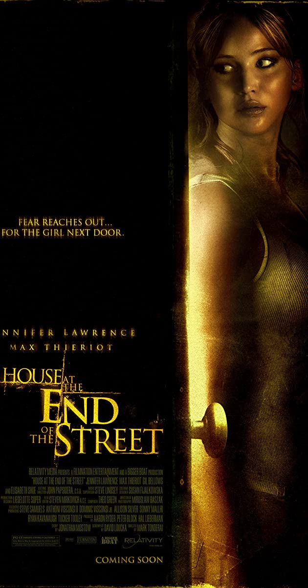 Subtitle of House at the End of the Street