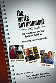The Write Environment: The Comic Book Series (2009)